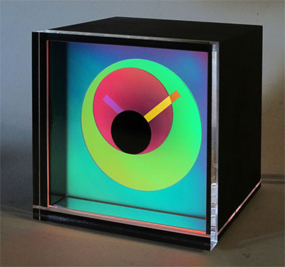 Prisma TL clock by ChronoArt